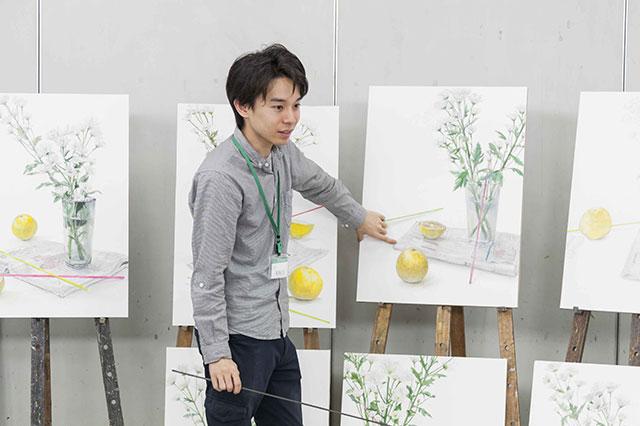 2018春季講習会日本画科