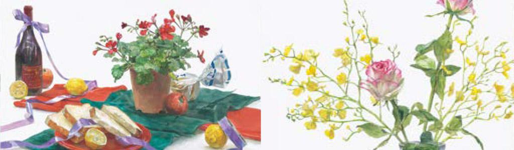冬季講習日本画科イメージ