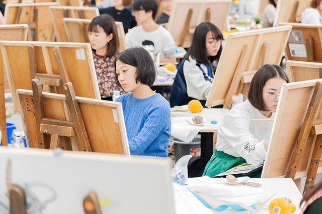 2019春季講習会日本画科