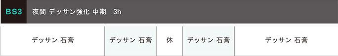 日本画科 夏季講習会2021年 中期BS3